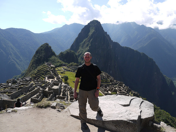 Machu Picchu, Copacobana, La Paz and Beyond