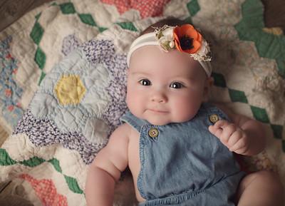 poppy 4 months