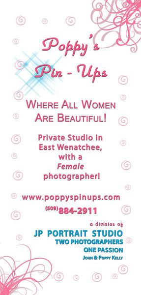 Poppy's Pin Ups