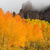High Mesa Pinnacles in Fall