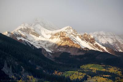 Mt Wilson Emerges