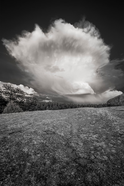 Granite and Cumulonimbus