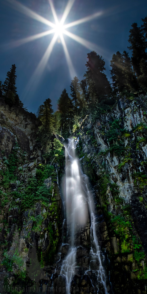 Middle Fork Waterfall