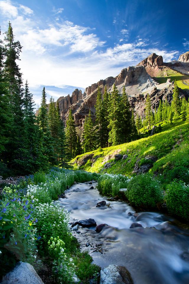 Porphyry Basin Creek #2