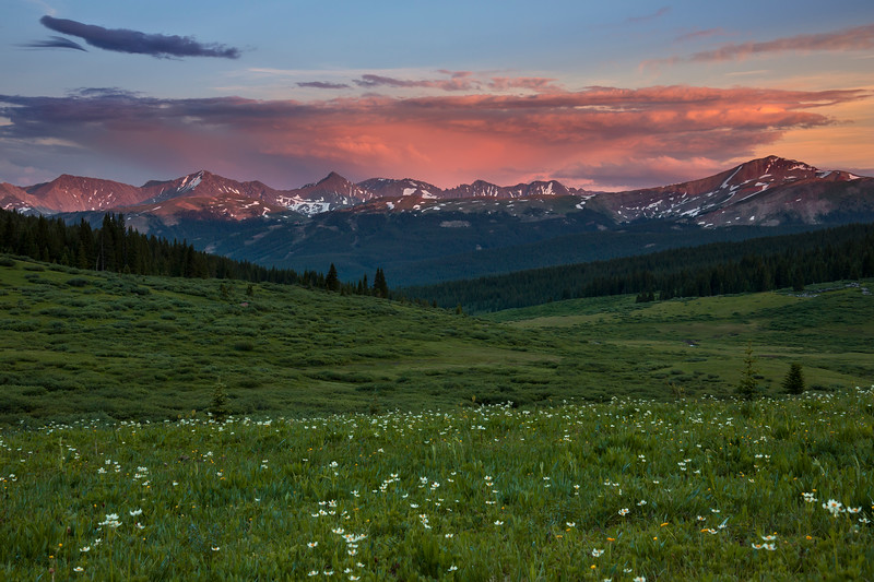 Tenmile Sunset