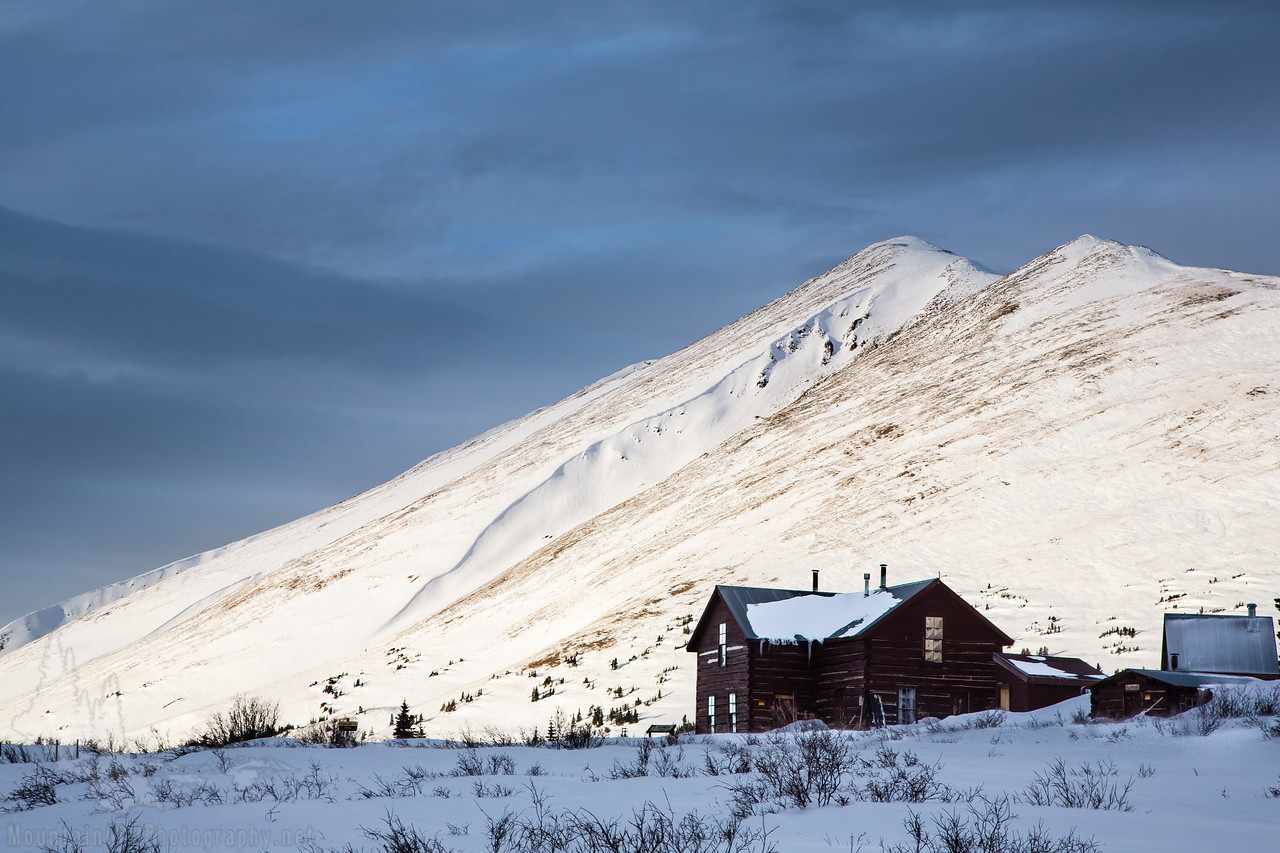 Section House and Boreas Mountain