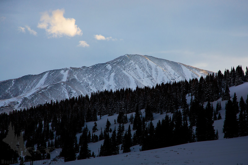 Last Light on Silverheels
