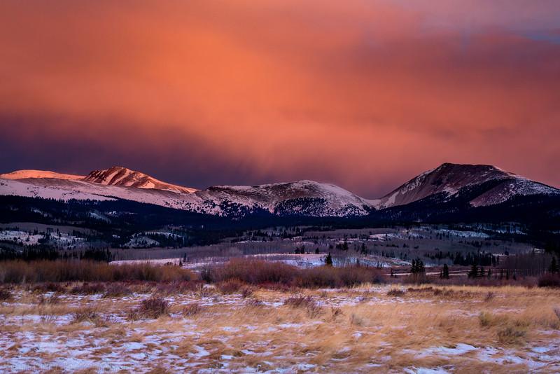 CR 5 Winter Sunrise