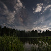 Night over the Pond