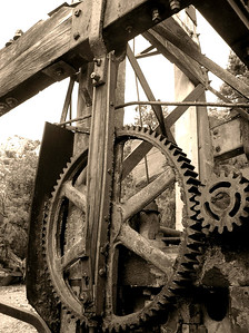 Chief Mine, South Snake Range, NV
