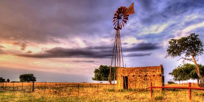 Prairie Windmill