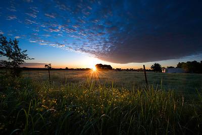 A Spectacular Sunrise