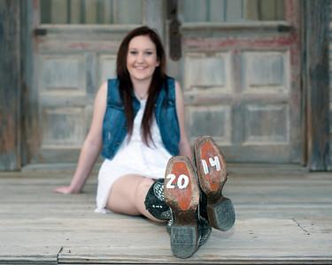 Shelby's Senior Portraits 4-26-2014