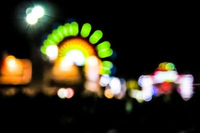 Amusement Park Blur