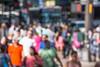 City Street Blur