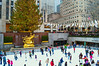 Rockefeller Center Tree View