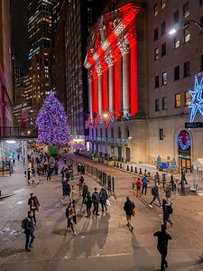 Holidays on Wall St