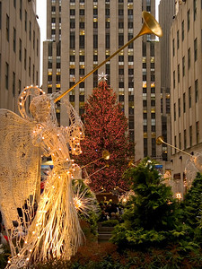 Rockefeller Center Christmas Tree 2006