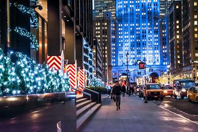 Park Ave Lights