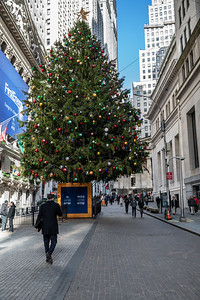 Christmas on Wall St