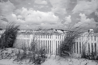 Picket Fence and Dunes