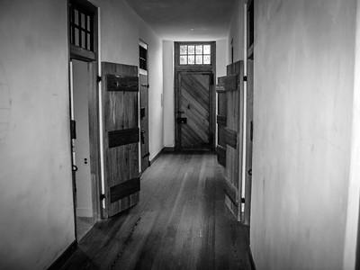 Old Hospital Hallway