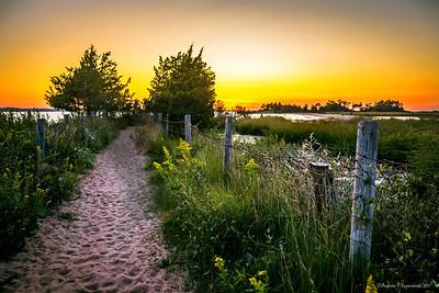 Sunset Trail SandyHook
