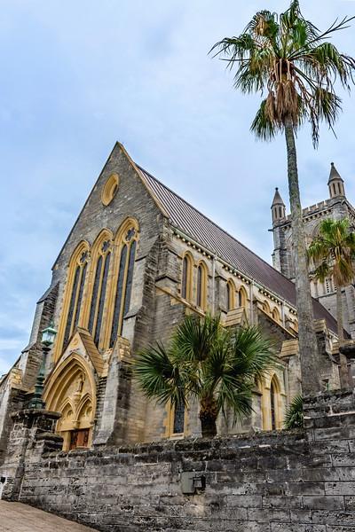 Historic Cathedral Bermuda