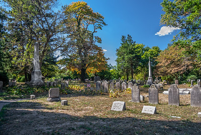 Old Bordentown Cemetery