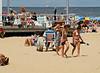 """""""Avon by the Sea""""<br /> <br /> A Summer beach scene in Avon by the Sea, a small beach town along the Jersey shore."""