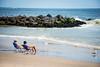 Relaxing Belmar Beach