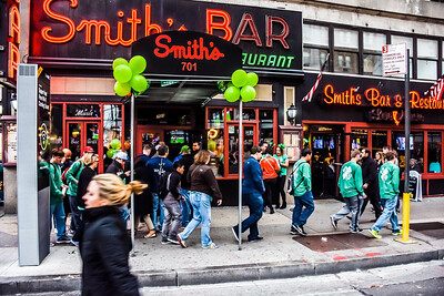 St Patrick's Day NYC