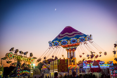 The Moon and Rides