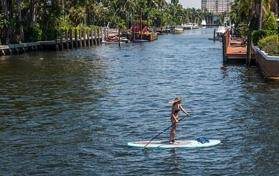 Paddleboat Fort Lauderdale