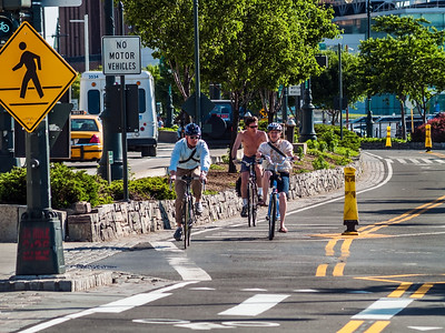 Bicycle Lanes New York