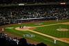 A view of the new Yankee Stadium in the Bronx during game 2 of the 2009 ALCS vs the Angels.