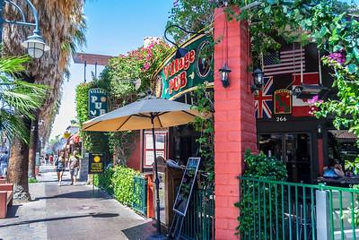 Village Pub Palm Springs