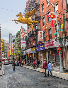 Walk Through Chinatown