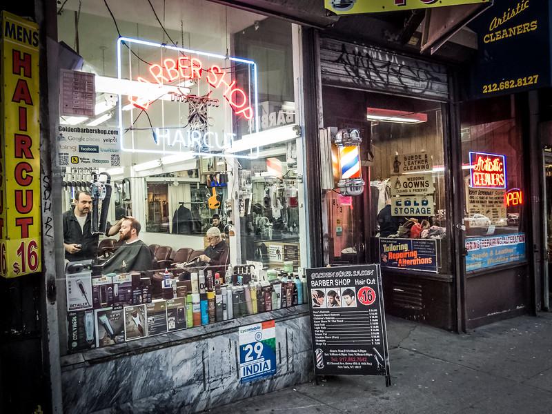 New York City Barber Shop