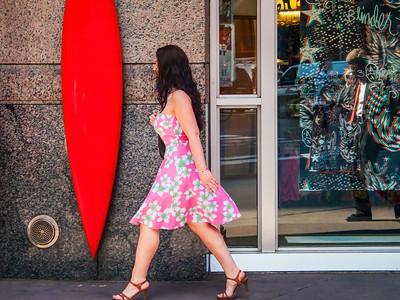 Flower Dress Manhattan