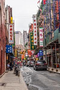 Chinatown Scene