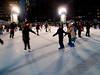 Bryant Park, Manhattan<br /> <br /> Skating on the ice rink in Bryant Park in Manhattan during the holiday season.