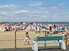 """Avon bu the Sea""<br /> A Summer beach scene in Avon by the Sea, a small beach town along the Jersey shore."
