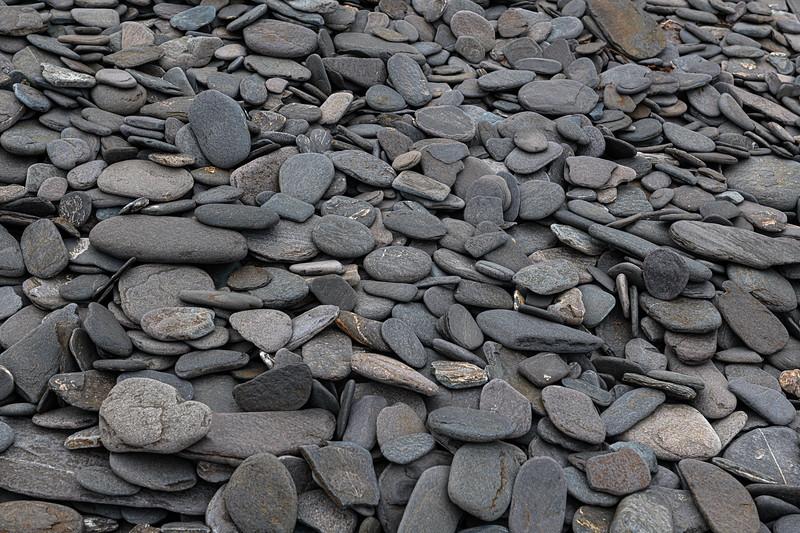Smooth Rocks Fox Island