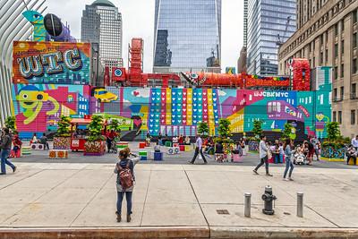 Trade Center Art