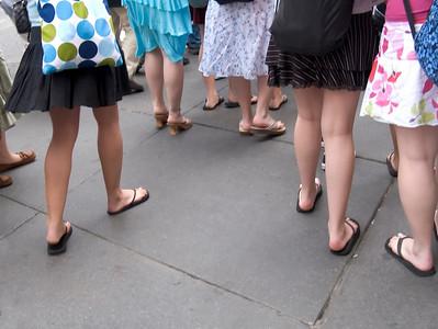 Leg Skirts
