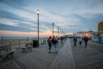 Evening Boardwalk