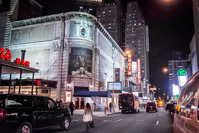 Braodway Theaters New York City