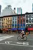 East Side Biker
