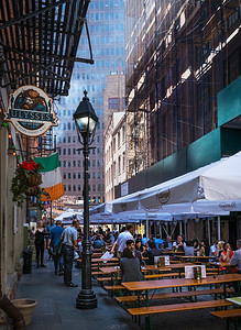 Alleyway Dining